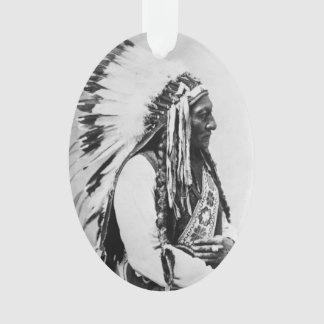 Sitting Bull, a Hunkpapa Sioux