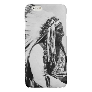 Sitting Bull, a Hunkpapa Sioux Glossy iPhone 6 Case