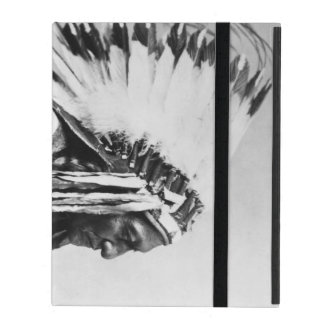 Sitting Bull, a Hunkpapa Sioux iPad Cover