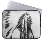 Sitting Bull, a Hunkpapa Sioux Laptop Computer Sleeves