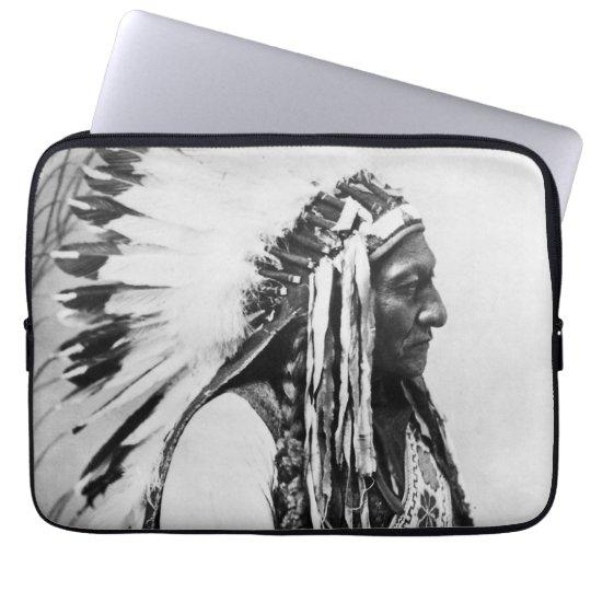 Sitting Bull, a Hunkpapa Sioux Laptop Sleeve