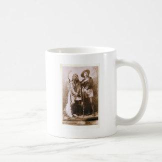 Sitting Bull and Buffalo Bill 1895 Coffee Mug