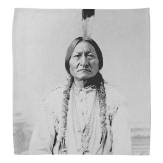 Sitting Bull Bandana