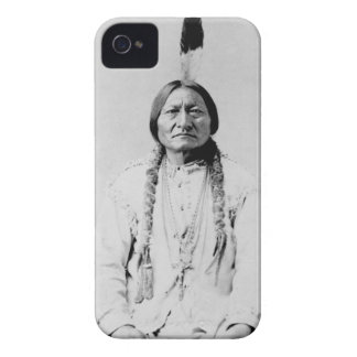 Sitting Bull iPhone 4 Cover