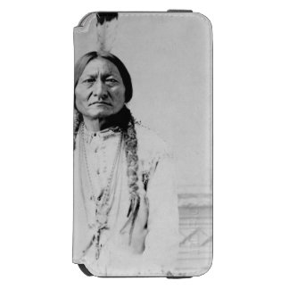 Sitting Bull iPhone 6/6s Wallet Case