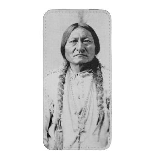 Sitting Bull iPhone SE/5/5s/5c Pouch