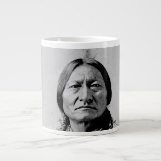 Sitting Bull Large Coffee Mug