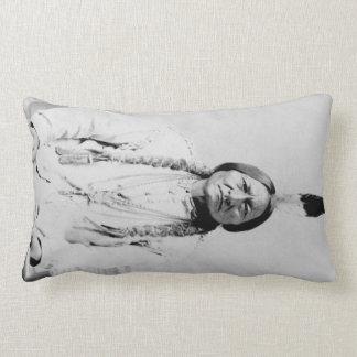 Sitting Bull Lumbar Pillow