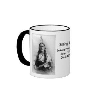 Sitting Bull Mugs