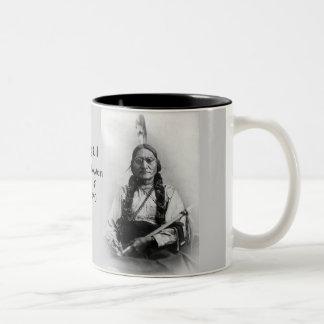 Sitting Bull Mug