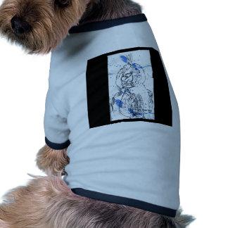 Sitting Bull - Original Design by Lance Brown Eyes Dog Clothes