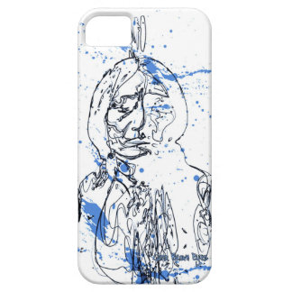 Sitting Bull - Original Design by Lance Brown Eyes iPhone SE/5/5s Case