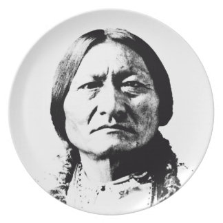 Sitting Bull Plate