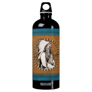 Sitting Bull SIGG Traveler 1.0L Water Bottle