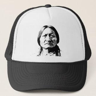 Sitting Bull Trucker Hat