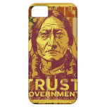 Sitting Bull Trust Government iPhone 5S Case iPhone 5 Cases