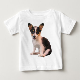Sitting Cardigan Welsh Corgi Puppy Shirt