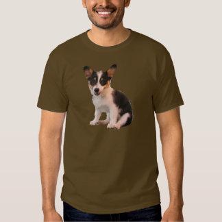 Sitting Cardigan Welsh Corgi Puppy T Shirt