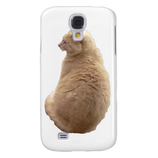 Sitting Cat Galaxy S4 Cover