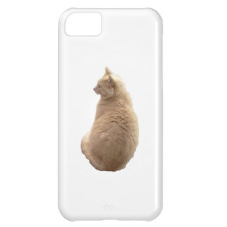 Sitting Cat iPhone 5C Case