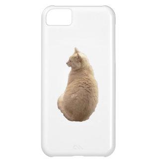 Sitting Cat iPhone 5C Covers