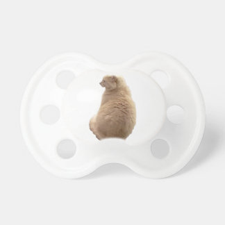 Sitting Cat Pacifier