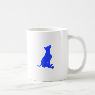 Sitting Dog Coffee Mug