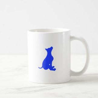 Sitting Dog Coffee Mug