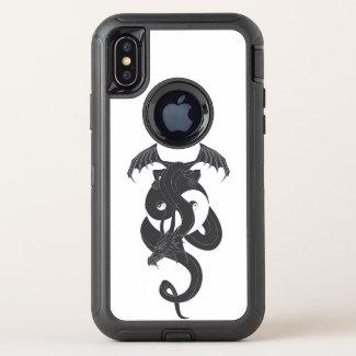 Sitting dragon on Yin Yang...