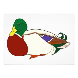 Sitting Duck Invite
