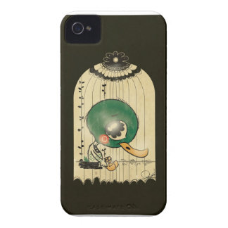 Sitting Duck iPhone 4 Case-Mate Case