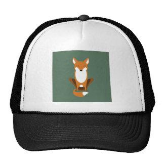 Sitting Fox Cap