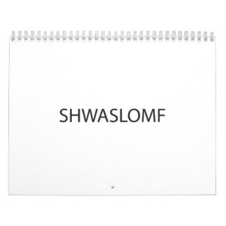 Sitting Here With A Straight Look On My Face.ai Wall Calendars