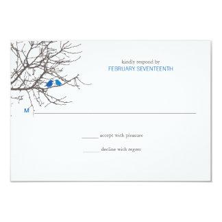 Sitting in a Tree Wedding Response Card