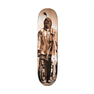 Sitting Kong Skateboard Deck