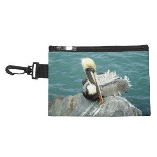 Sitting Pelican Accessory Bag