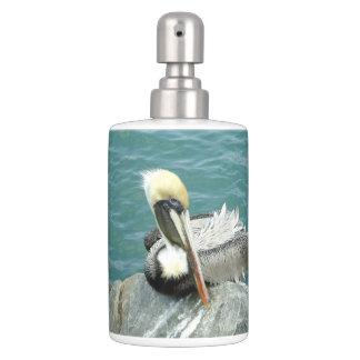 Sitting Pelican Bathroom Set