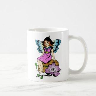 Sitting Pretty Faerie Coffee Mug