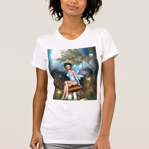 Sitting Pretty Fairy Shirts