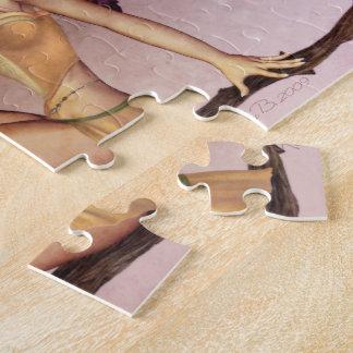 Sitting Pretty Jigsaw Puzzle