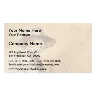 Sitting Syndic Jacob van Loon by Rembrandt Business Card Templates