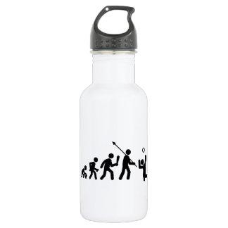Sitting Volleyball 18oz Water Bottle
