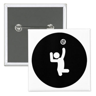 Sitting Volleyball Pin