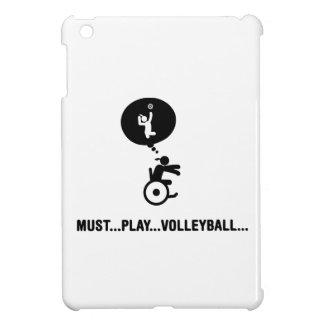 Sitting Volleyball Cover For The iPad Mini