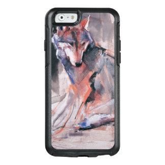 Sitting Wolf 2000 OtterBox iPhone 6/6s Case