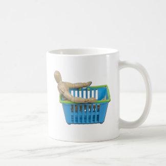 SittingInShoppingBasket101311 Coffee Mug