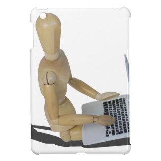 SittingOnFloorWithLaptop012915 Case For The iPad Mini