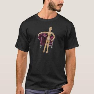SittingOnLounge123109 T-Shirt