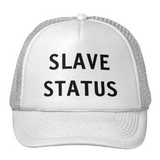 Situación auxiliar del gorra