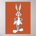 Situación de Bugs Bunny Posters